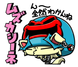 KAGECHIYO's WASTED STAMP sticker #617384
