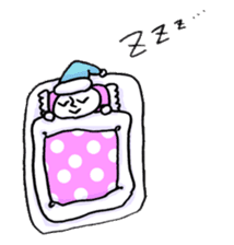 Crankybox rabbit sticker #618460