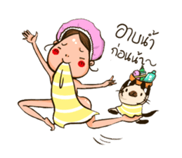 Sunny & The Gang sticker #618502