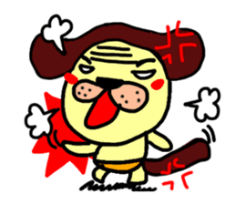 inu-zaru sticker #618533