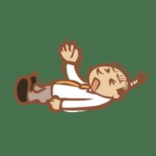 "Chonmage Kacho ""CK"" sticker #619853"
