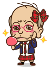 Sales Manager Tamoji(English Ver.) sticker #620559
