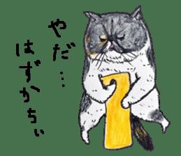 Strange world of cats sticker #620832