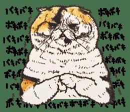 Strange world of cats sticker #620834