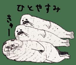 Strange world of cats sticker #620839