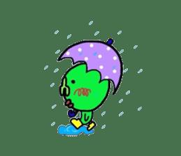 Taro Green sticker #621755