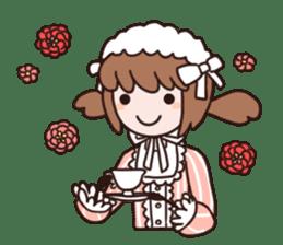 Lolita Fashion sticker #622003