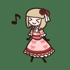 Lolita Fashion sticker #622012