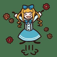 Lolita Fashion sticker #622013