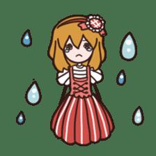 Lolita Fashion sticker #622020