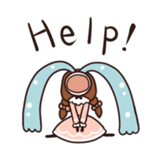 Lolita Fashion sticker #622021