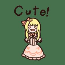 Lolita Fashion sticker #622024