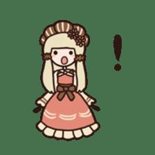 Lolita Fashion sticker #622026
