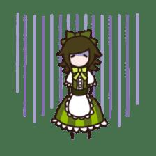 Lolita Fashion sticker #622030