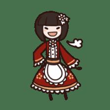 Lolita Fashion sticker #622035