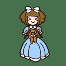Lolita Fashion sticker #622036