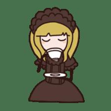 Lolita Fashion sticker #622037