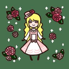Lolita Fashion sticker #622040