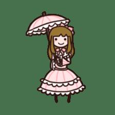 Lolita Fashion sticker #622041