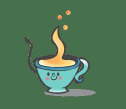 The Tea Space sticker #622282