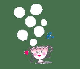 The Tea Space sticker #622300