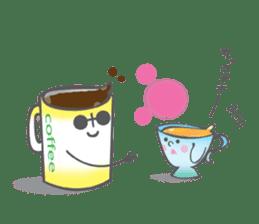The Tea Space sticker #622305