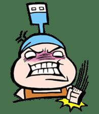 NET SAMURAI / by sue-hilo sticker #622919