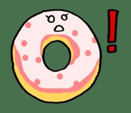 Donut sticker #623175