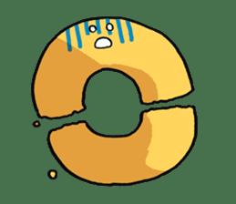 Donut sticker #623178