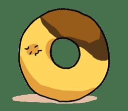 Donut sticker #623180