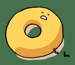 Donut sticker #623185