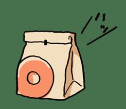Donut sticker #623198