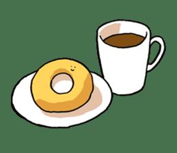 Donut sticker #623199