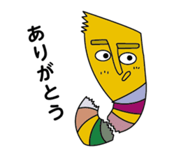 pote pote characters sticker #623375