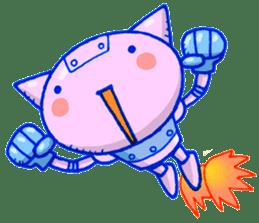 Robo-Trash! sticker #623529