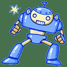 Robo-Trash! sticker #623540