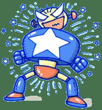 Robo-Trash! sticker #623552