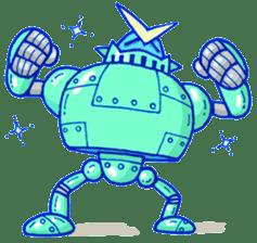 Robo-Trash! sticker #623554