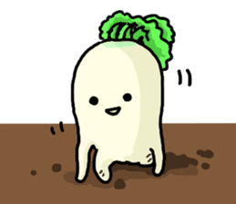 Angry vegetables sticker #624202