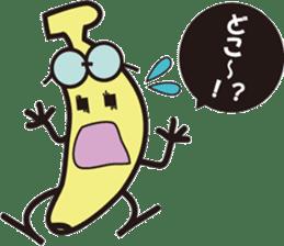 Surprise banana sticker #624493