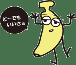 Surprise banana sticker #624495
