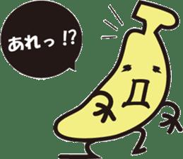 Surprise banana sticker #624499