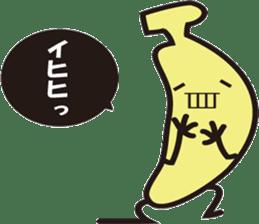 Surprise banana sticker #624514