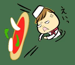 Pizzaiolo Marco sticker #624734