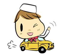 Pizzaiolo Marco sticker #624743