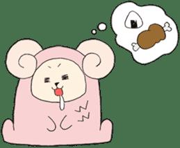 Taro sticker #624873