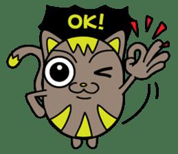 GoGoCat(English) sticker #624951