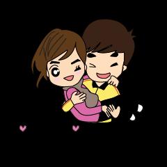 Cute Couple EP.2 Go&Nana
