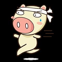 Ood Ood joyful pig