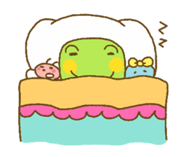 Pals and frog sticker #625447